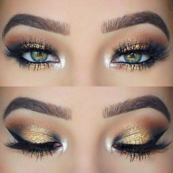 Neutral Eye Makeup For Green Eyes Jidimakeup