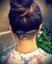 women hair tattoo design