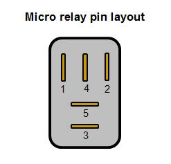 5 prong relay wiring diagram samsung headphone automotive guide 12 volt planet terminal pin number and size