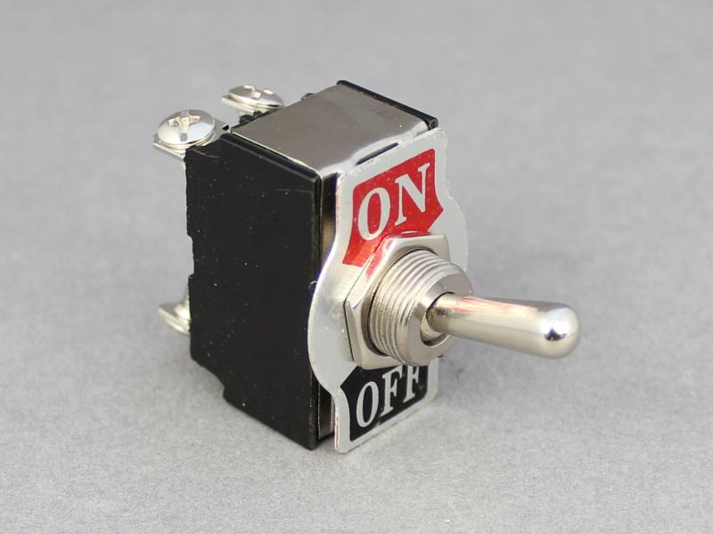 Toggle On Off Switch Electronicslab