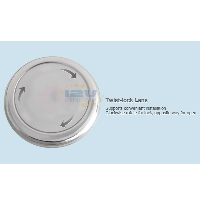 Recessed Led Puck Lights