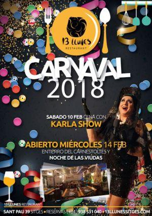 Carnaval de Sitges 2018