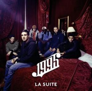 1995 présente la pochette de La Suite