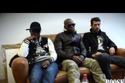 Guizmo, Despo et Mokless : Rap Contenders m'a redonné envie de kiffer le Rap !