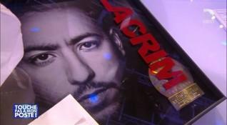 Lacrim est Disque D'Or avec son album Corleone !