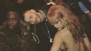 Benzema en soirée avec Rihanna à New York, ils font le buzz !!!