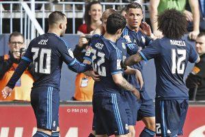 Malaga vs Real Madrid : 1-1 (résumé vidéo)