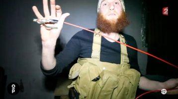 France 2 dévoile les dernières heures d'un kamikaze (VIDEO)