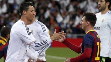 Lionel Messi parle de sa relation avec Cristiano Ronaldo