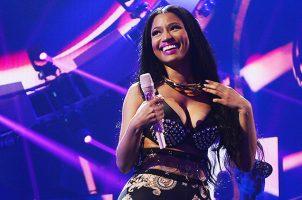 nNicki Minaj en plein concert, elle pique une colère !