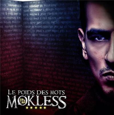 Album Cover Mokless – Le poids des mots pochette cd covers