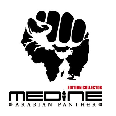 covers album Médine