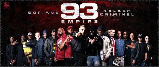 Sofiane : 93 Empire feat Kalash Criminel (Clip)