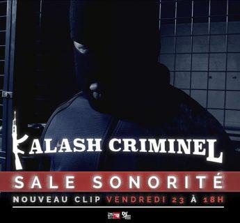 Kalash Cirminel : Sale Sonorité (Paroles / Lyrics) MP3