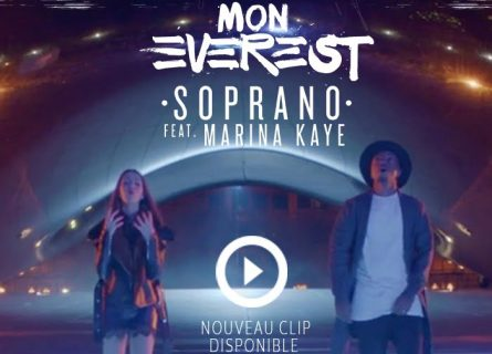 Soprano : Mon Everest feat Marina Kaye (Clip)