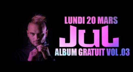 Jul balance son troisième album gratuit !