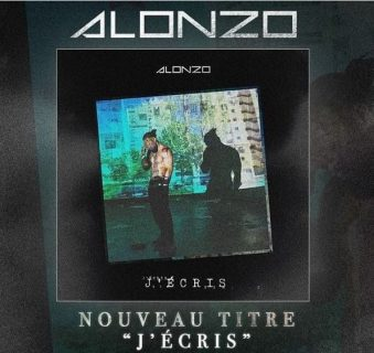 Alonzo - J'écris (Paroles) MP3