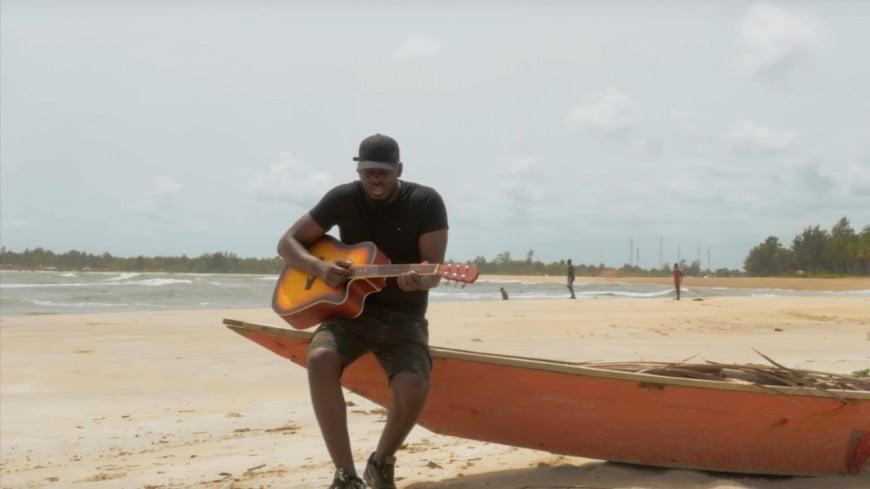 mp3 keblack lhistoire dune guitare