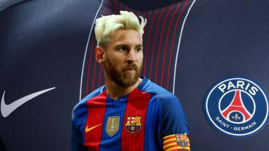 Le PSG pourrait s'offrir Lionel Messi !