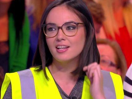 Agathe Auproux répond dans TPMP à ses détracteurs sur sa tenue sexy !