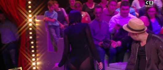 La tenue sexy d'Agathe Auproux dans TPMP enflamme la toile !
