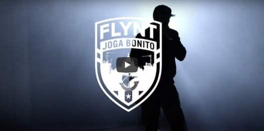 Flynt - Joga Bonito (Clip)