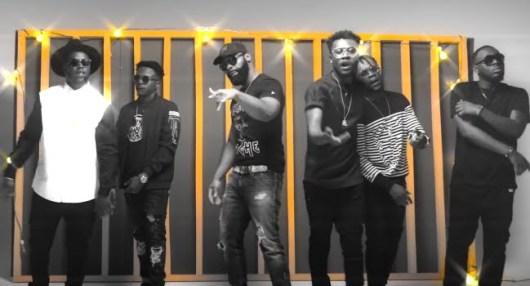 Kaaris en featuring avec Kiff No Beat pour le le clip : Osef !