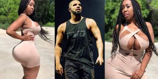 Zmeena, la nouvelle conquête amoureuse de Drake ! (photos)