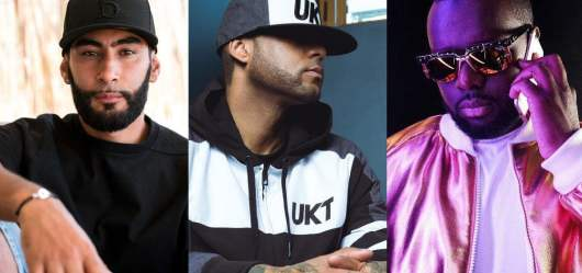 Booba poursuit le clash contre Maitre Gims et La Fouine sur Instagram ! (Photos)
