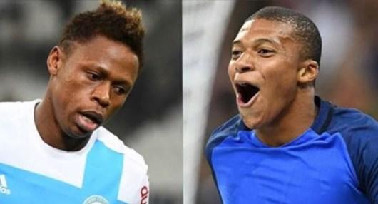 PSG/OM : Njie s'estime en avance sur Mbappé dans certains aspects du jeu (Vidéo)