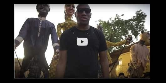 Mokobé dévoile son nouveau clip Wakanda