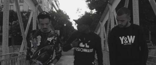 Guizmo feat Bigflo & Oli - Pas du Même Monde (Clip)