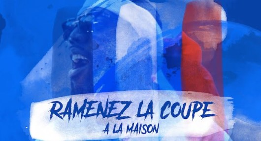 Vegedream célèbre les Bleus avec le tube « Ramenez la Coupe à la maison » !