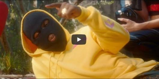 Siboy du label 92i de Booba dévoilé le clip Cagoulé !