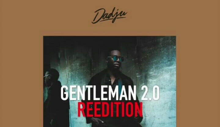 dadju gentleman 2.0 mp3