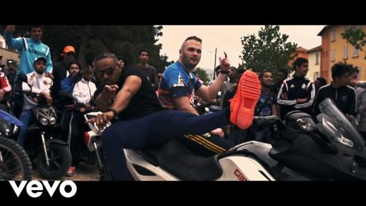 Jul et Alonzo mettent le feu à Skyrock avec le titre inédit :  Flagrant délit !
