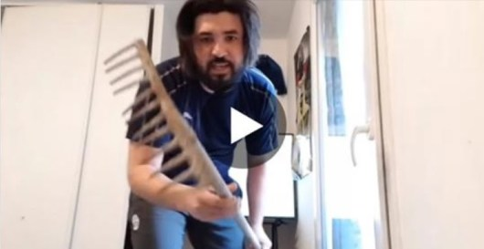 Mohamed Henni : sa vidéo totalement dingue après la défaite de l'OM face à Andrézieux !
