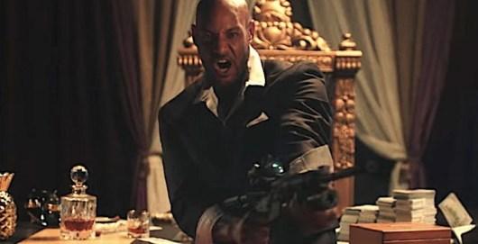 Booba est le Tony Montana du Rap dans son clip PGP inspiré de Scarface (Clip)