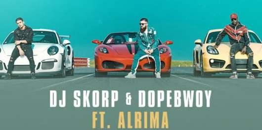 DJ Skorp, Dopebwoy ft Alrima : Doucement (Clip)
