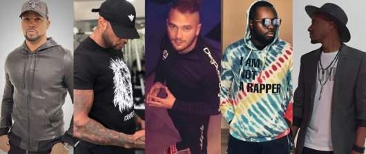 Rohff, Booba, Jul, IAM, MC Solaar, Maitre Gims, Soprano sont les plus gros vendeurs du rap français