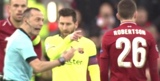 Lionel Messi : le bus de Barcelone l'oublie au stade de Liverpool après la défaite !