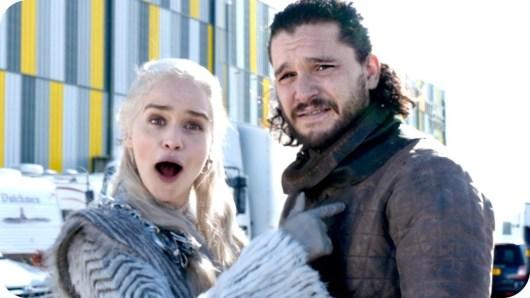 Emilia Clarke : l'épisode 5 de Game of Thrones est encore plus sensationnel que la bataille de Winterfell !