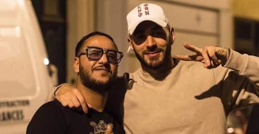 Benzema : Lacrim lui dédie son nouveau clip, Karim B avec la participation de Booba !