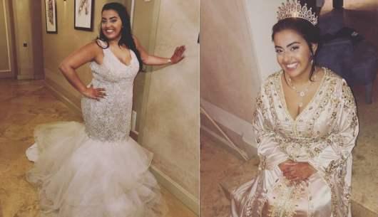 Marwa Loud se confie sur la superbe cérémonie de son mariage !