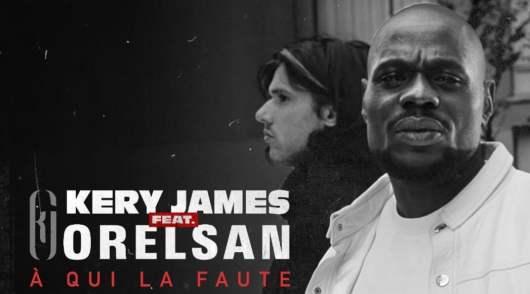 Orelsan en featuring avec Kery James sur le titre « A qui la faute » [Vidéo]