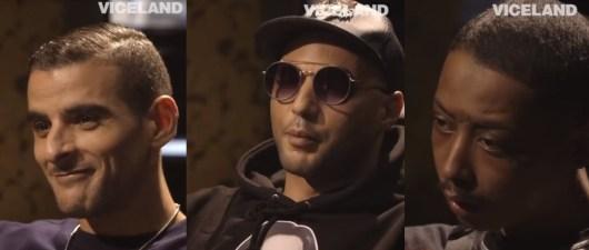 Sofiane, Guizmo, Alkpote : Viceland emmène les rappeurs devant un psy pour une thérapie anthologique !