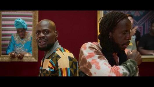 Kery James et Youssoupha finissent Les Yeux Mouillés [Clip]