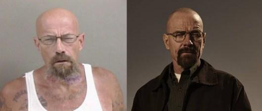 Breaking Bad : Le sosie de Walter White recherché par la police pour une affaire de drogue !