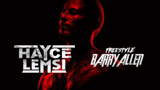 Hayce Lemsi dévoile freestyle inédit Barry Allen [Vidéo]