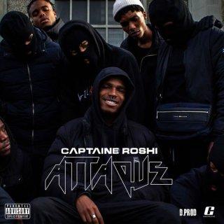 Captaine Roshi - Attaque (Album)